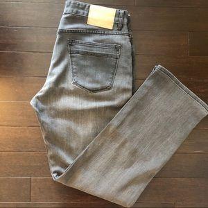 Five Four Gray Jeans relaxed fit Robert Geller 32W